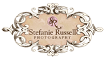 Stefanie Russell Senior Portrait Photographer logo